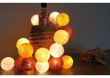 Meer dan 1000 idee n over lichtslingers op pinterest sprookjeslichten led en bal lichten - Winkel mellow geel ...