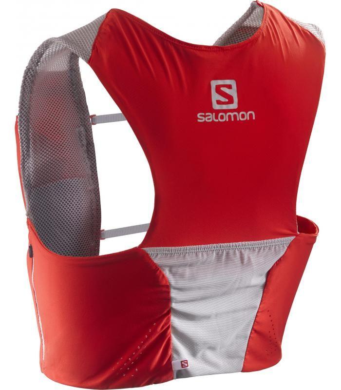 La mochila de trail running Salomon S-Lab Sense Ultra Set en la parte delantera tienes toda la hidratación necesaria. http://www.shedmarks.es/mochilas-trail-running/2524-mochila-salomon-s-lab-sense-ultra-set.html