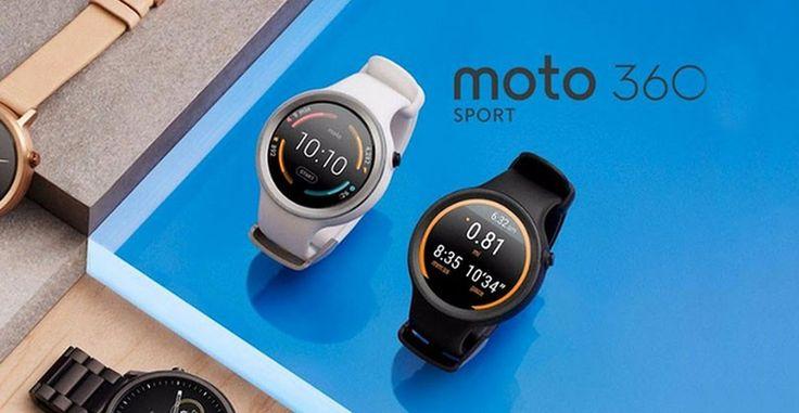 Moto 360 Sport - IFA2015