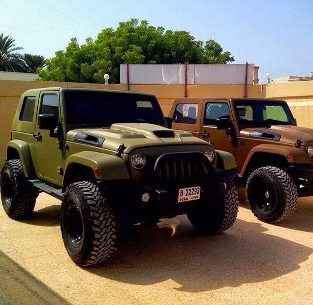 17 Best Images About Jeeps On Pinterest