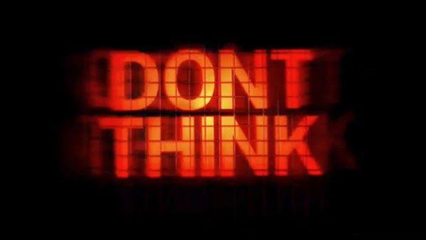 """Free Thinker - Michele Rovatti's blog                     : Il """"Non Pensiero"""""""