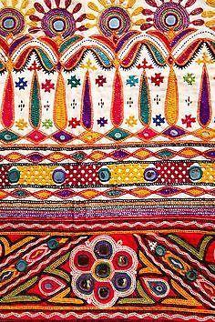 Kutch Work - intricate handicraft from Gujarat (India) | eBay
