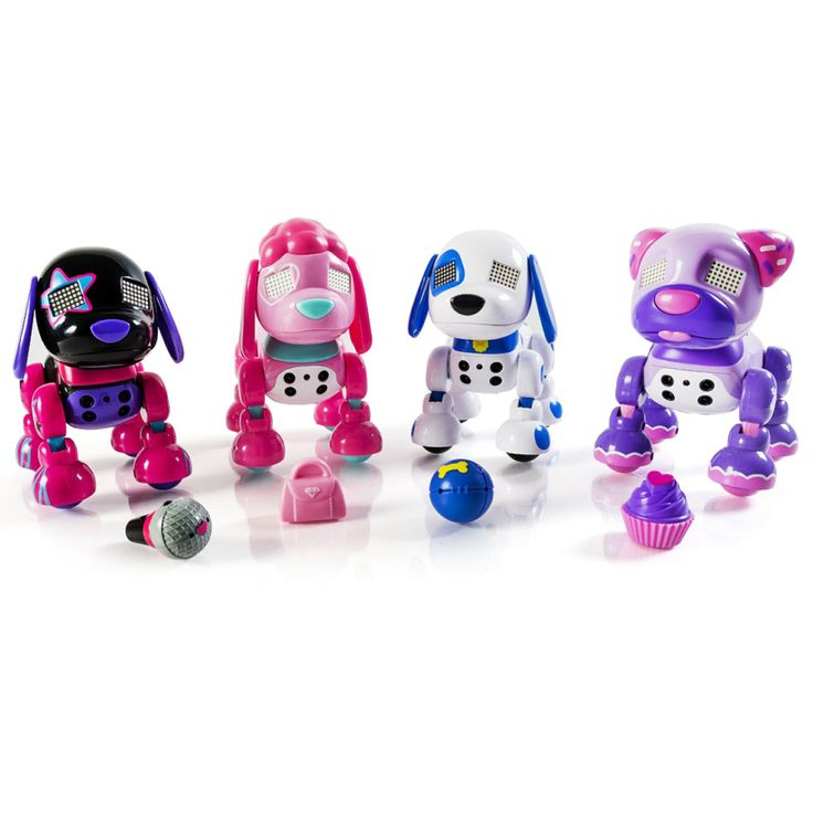 Mini Zoomer Zuppy Love - Assorted | Toys R Us Australia