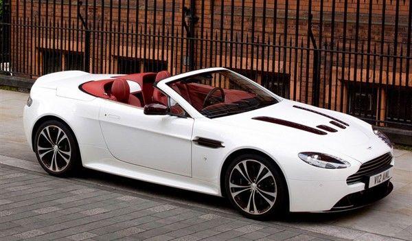 Aston Martin Unleashes 2013 V12 Vantage Roadster 3