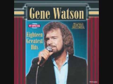 GENE WATSON LYRICS - SONGLYRICS.com