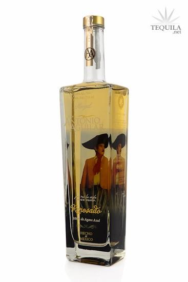 Don Antonio Aguilar Mezcal Reposado  Drinks worth sipping on