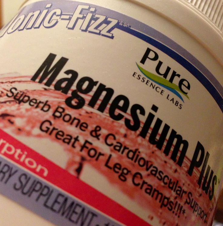 FINALLY! A magnesium supplement that mentions leg cramps right on the label! It works for restless leg syndrome, because Restless Leg Syndrome is caused by magnesium DEFICIENCY!