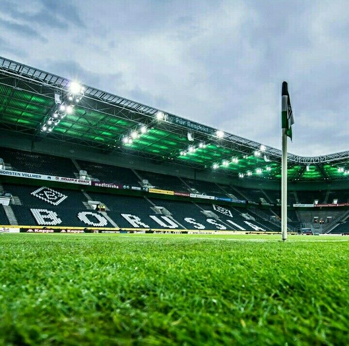 stadium of borussia m gladbach vfl
