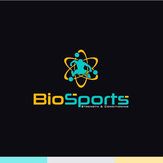 Create a Logo to Inspire Next Generation of Sports Athletes by Artes Aquino