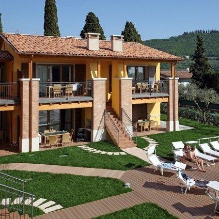 Italia, Garda - Residence Corte Leonardo 4*