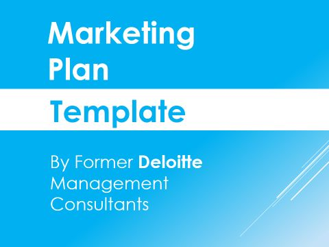 7 best Marketing plan template in Powerpoint images on Pinterest - marketing plan template