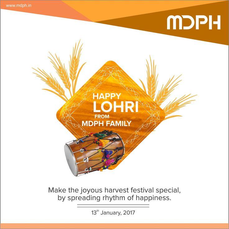 MDPH wishes you all Happy Lohri. #mdph #positive #Lohri