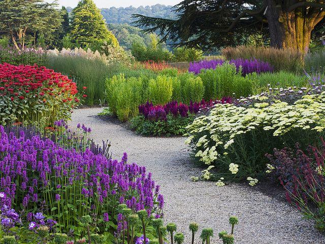 Trentham Gardens ~ StaffordshireGardens Ideas, Gorgeous Gardens, Gardens Paths, Perennials Gardens, Trentham Gardens, Gardens Design, Landscapes, Beautiful Gardens, Flower