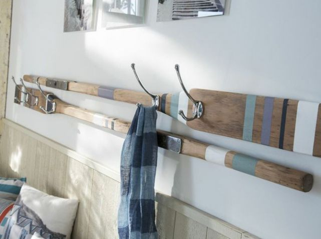 DIY : recycler de vieilles rames