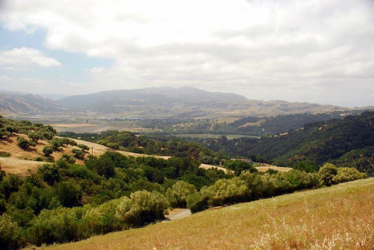 Pleasanton Ridge Regional Park in Pleasanton, CA