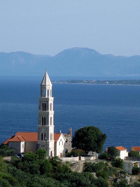 Igrane, Croatia my parents birthplace Holy Rosary
