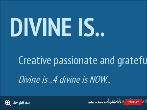 Divine is.. divine is 4 divineis NOW by H.A©2013
