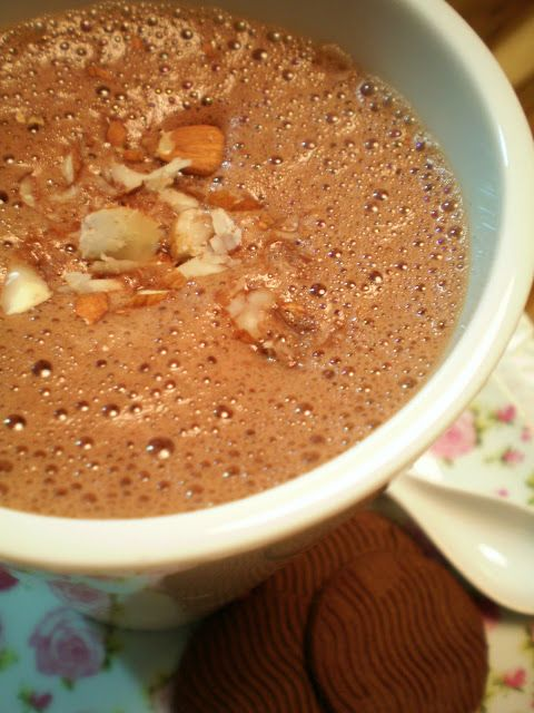 Chocolate Quente | Figos & Funghis
