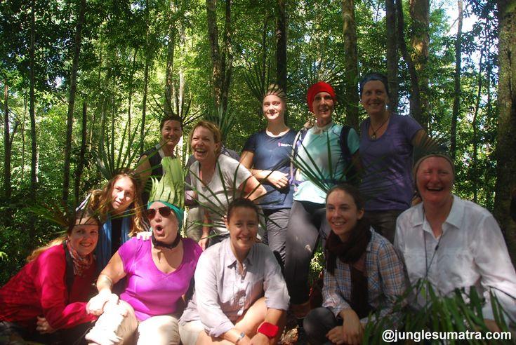 Sumatra Jungle Adventure | with www.junglesumatra.com