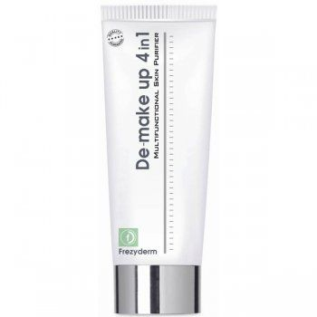 Frezyderm De-Make Up 4 in 1 Γαλάκτωμα Καθαρισμού Ντεμακιγιάζ 200ml