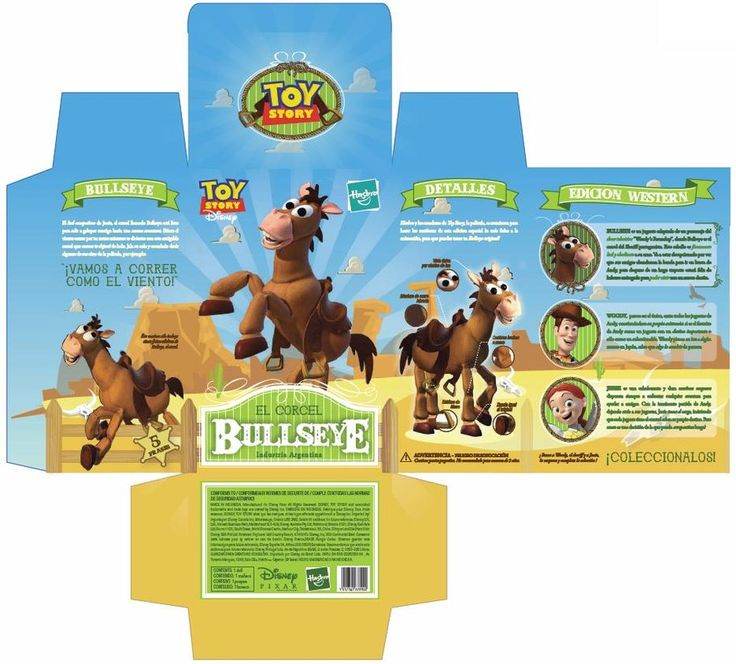 Toy story packaging design 5 by laurie89.deviantart.com on @deviantART