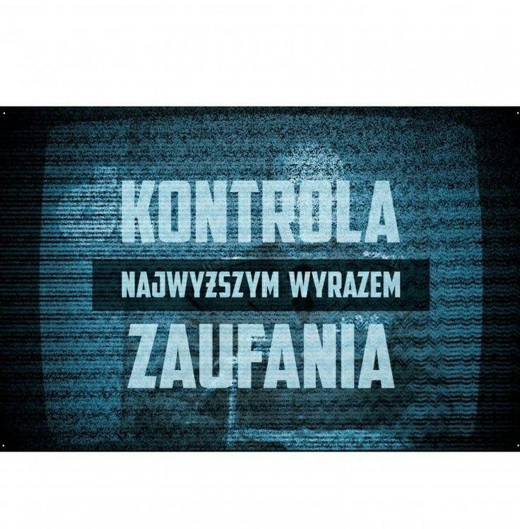 KONTROLA NAJWYŻSZYM WYRAZEM ZAUFANIA #polska#prl#zaufanie#kontrola#humor#spodlady