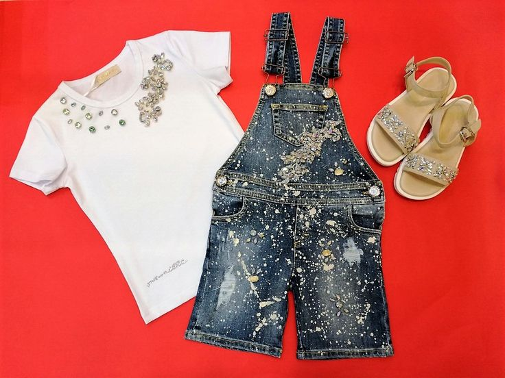 More #outfitforkids at www.goldskinroma.com
