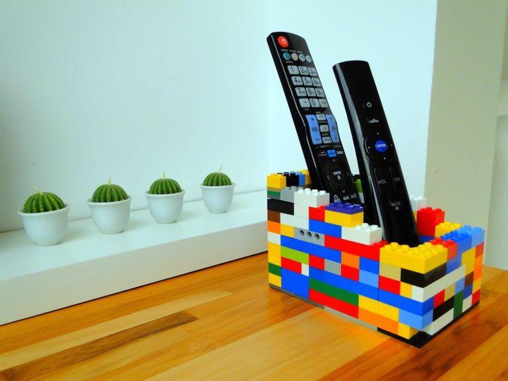 Casa Nerd 1: Decoraçao em lego   Nerd Da Hora