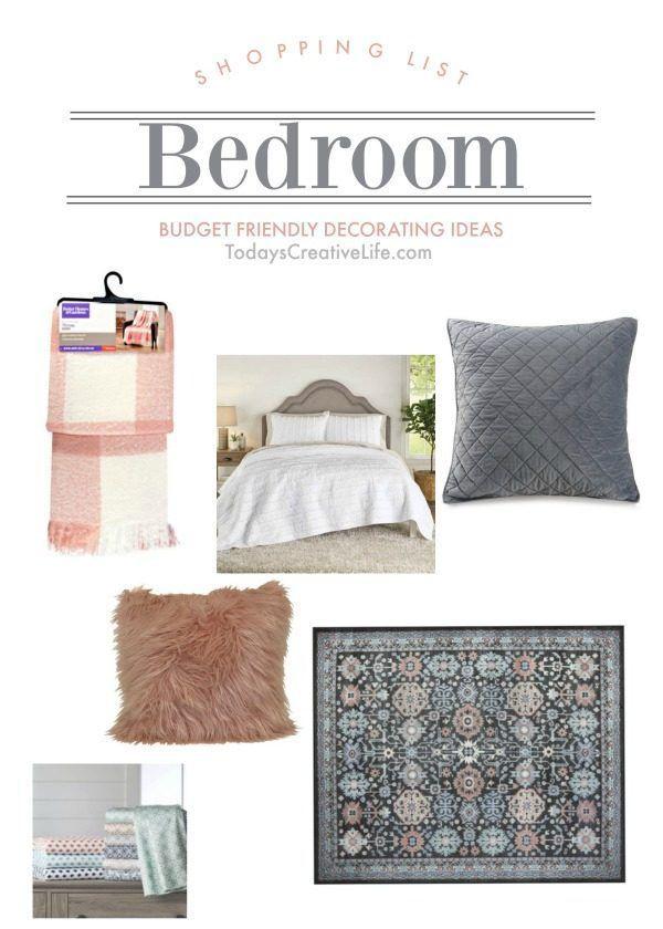 Budget Friendly Bedroom Decorating Ideas Budget Friendly Decor Affordable Apartment Decor Room Makeover