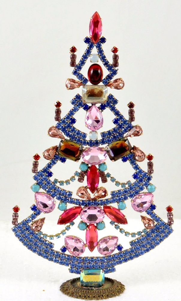 beautiful czech handmade christmas tree decoration signed taboo a 166 ebay - Ebay Christmas Trees