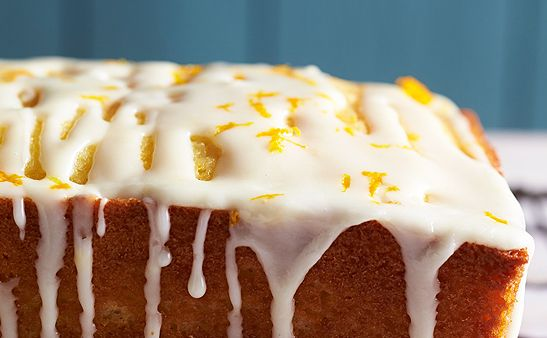 Glazed Orange Pound Cake Recipe | Sweet Recipes | Pinterest | Pound ...