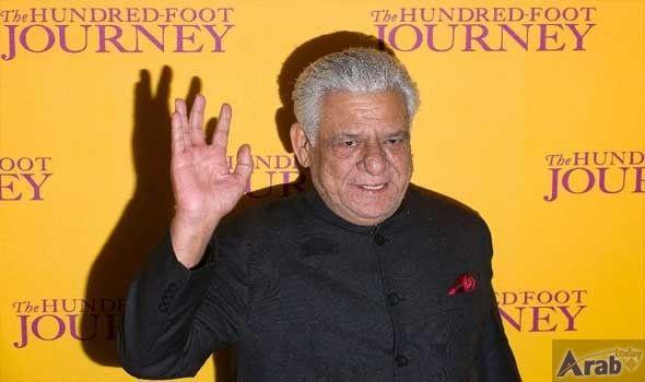 Award-winning Indian actor Om Puri