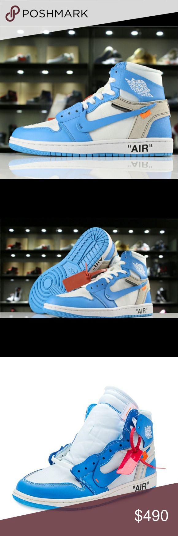 Air Jordan 1 x Off – White NRG (Herren) Für seine dritte Ausgabe des Denkmals …   – My Posh Closet
