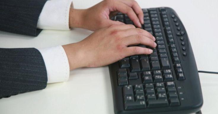 Cómo buscar el historial de empleo usando un número de Seguro Social