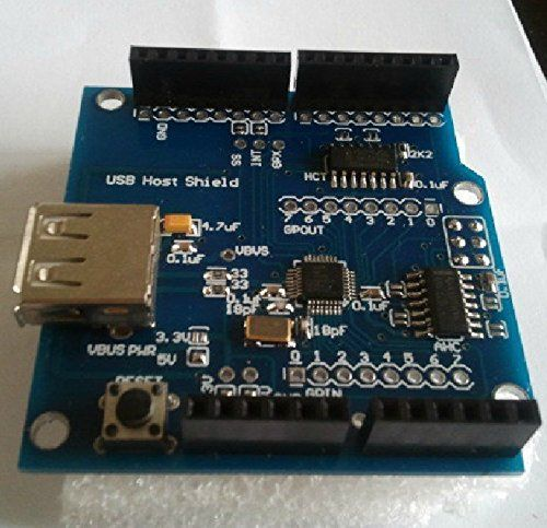 Firgelli Automations Arduino USB Host Shield V2.0