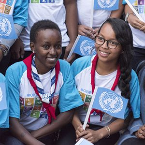 """International Youth Day - August 12, 2016 