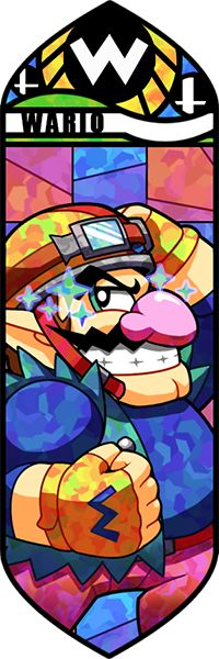 Smash Bros - Wario by Quas-quas on deviantART