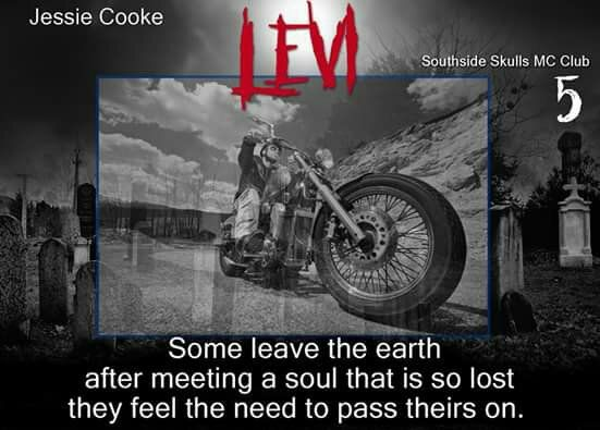 #NewRelease #MCRomance  Levi by Jessie Cooke JSCooke is #LIVE #OneClick #KindleUnlimited  Amazon US: http://amzn.to/2g9uGkCAmazon CA: http://amzn.to/2g9rLIN  Amazon UK: http://amzn.to/2y8mh5t  Amazon AU: http://amzn.to/2xvPYAw #Goodreads  http://bit.ly/2woXDMbBlurb  The night Levis soulmate Krissy got on the back of his fathers bike it was the start of an unbelievable ride on the road to a new reality. When you love someone so much that your souls are connected that connection is forever. A…