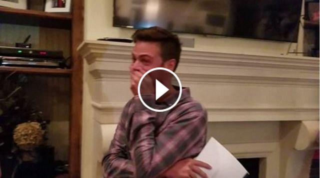 Watch Donny Osmonds Son Open His Mission Call