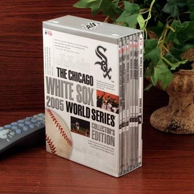 Chicago White Sox 2005 World Series Collector's Edition 7-Disc DVD Set