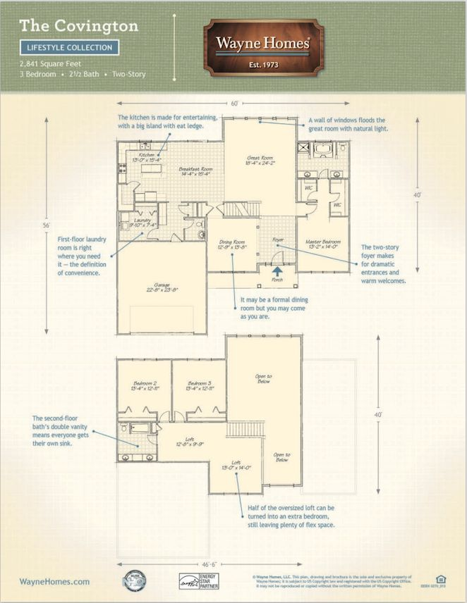 Best 25 wayne homes ideas on pinterest kitchens with for Wayne homes floor plans