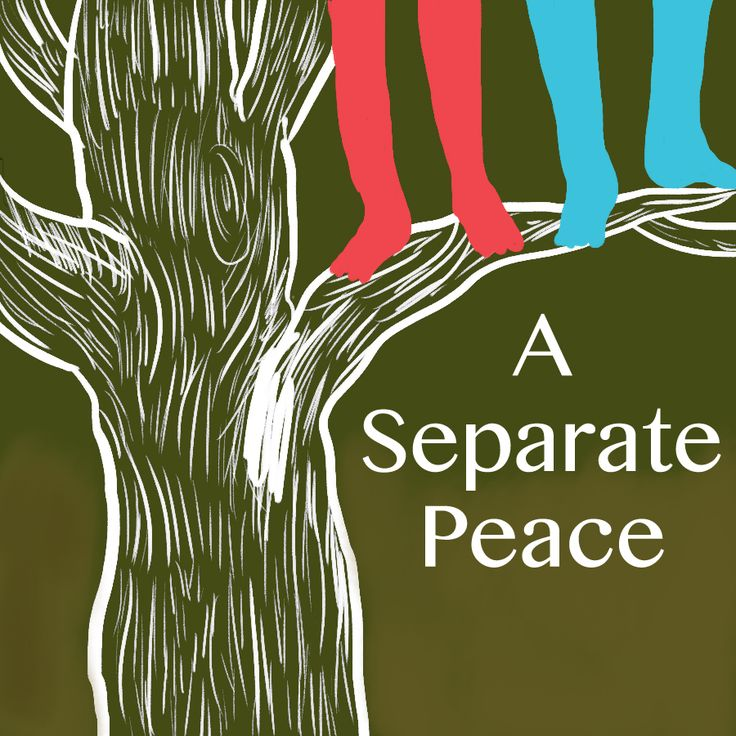 a summary of the book a separate peace by john knowles A separate peace by john knowles essay 1256 words | 6 pages the main character in my book, a separate peace, is gene forrester at the beginning of the book, gene is an innocent boy, going.
