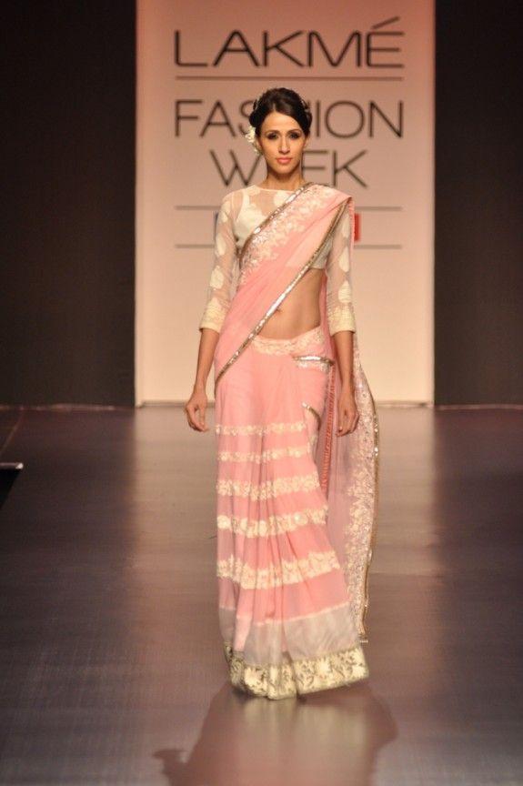 Manish Malhotra Lakme Fashion Week Spring 2013 33