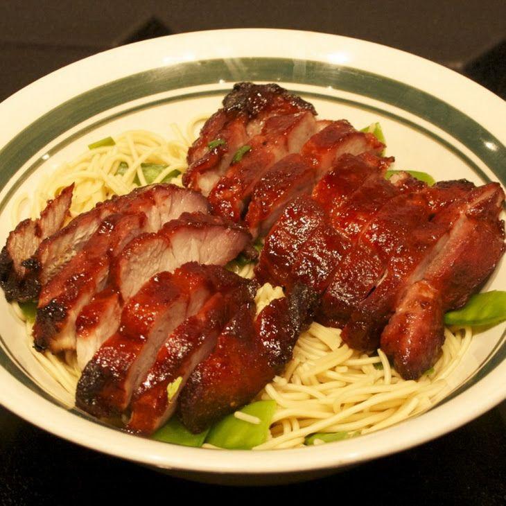Char Siu Pork III Recipe