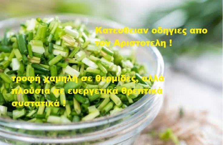 Το <<ταπεινό>> βότανο με μηδέν θερμίδες που προστατεύει από τον καρκίνο. !!!