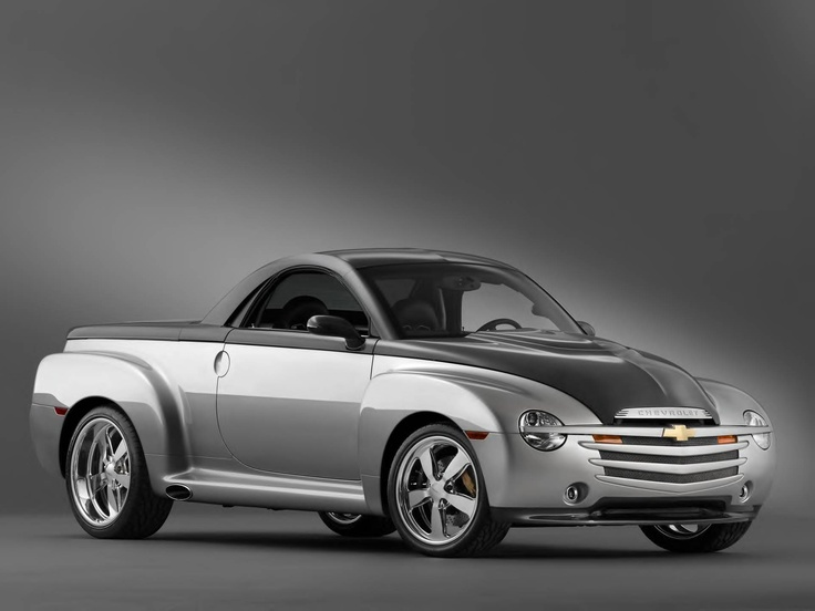 chevy ssr diamondback 04