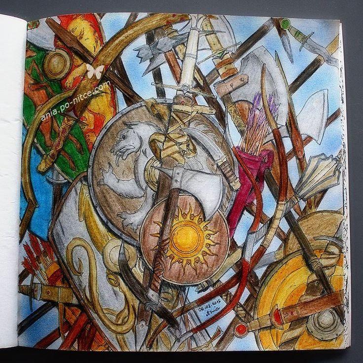 41 45 Graotron Graotronkolorowanka Gameofthrones Gameofthronescoloringbook Gameofthronescolouringbook Kolorowanka Coloriage Coloringbook
