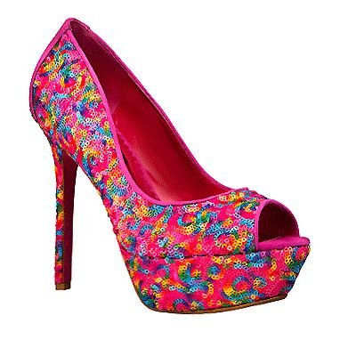 TOWN SHOES BARBIE COLLECTION