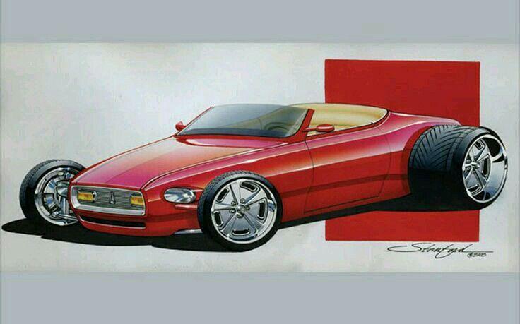 123 besten car art Bilder auf Pinterest | Autos, Muskelautos und Hot ...