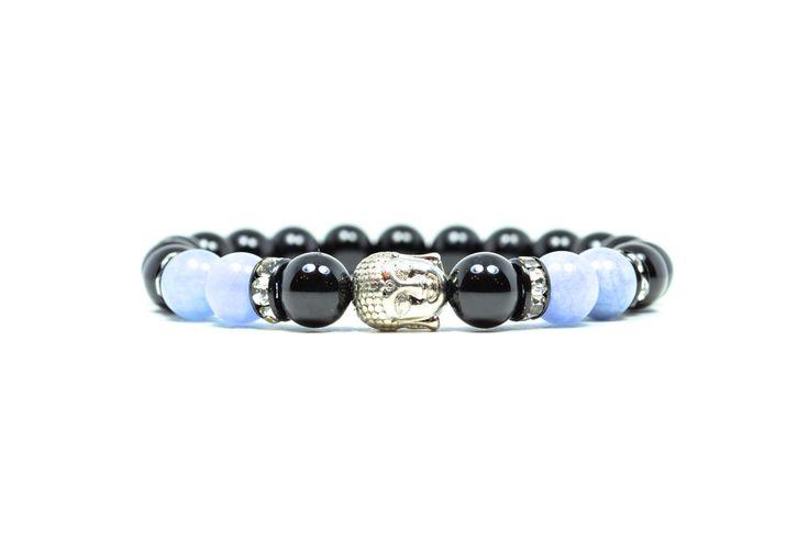Aquamarine - Oasis bracelet